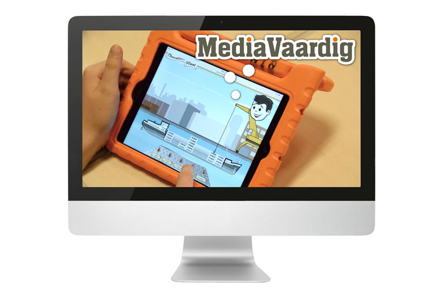 Games en lesfilms over Mediawijsheid
