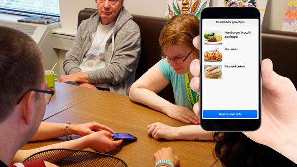 vghackathon middin spelpartners boodschappen app
