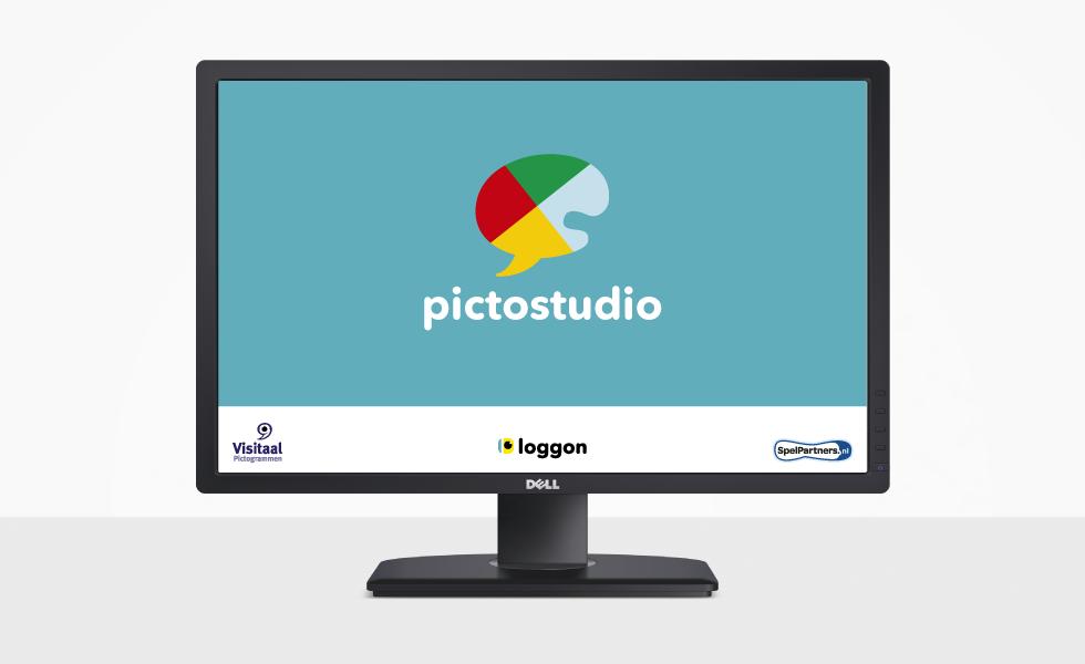 pictostudio splashscreen